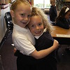 Katie and Kaylei at Merryhill Calvine