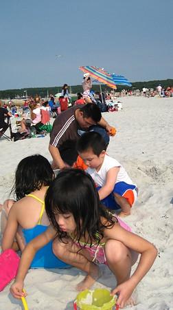 Beach Day July 2008