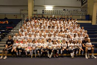 2010 University of Akron Soccer Camp