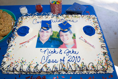 Nick & Jake Grad Party