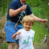 running from papa's fish!