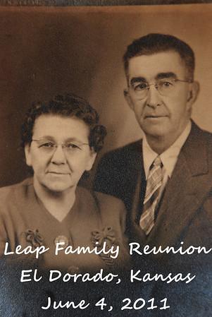 2011 Leap Family Reunion