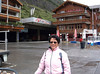 Taken in Zermatt before going up to Gronergerat to see the Matterhorn.