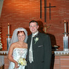At Shaun and Katy's wedding