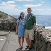 In Hawaii for our honeymoon