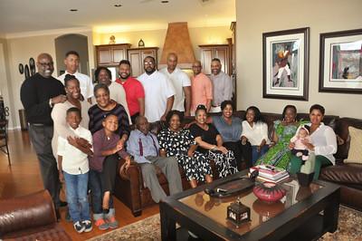 Scott Family March 2016
