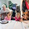 Elena's birthday cake