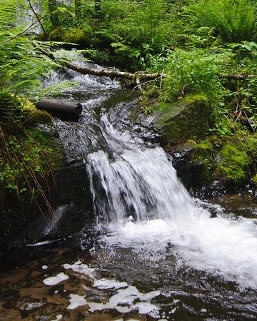 Eagle Creek Waterfall