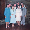 1980's Back Row: Jim, Ed, Tippy & ?  Front Row: Mary, Nora, Katie & George