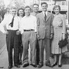 1946 The Larkins<br /> Jim (grandfather), Katie, Alan, Dermot, Jim & Katherine (grandmother)