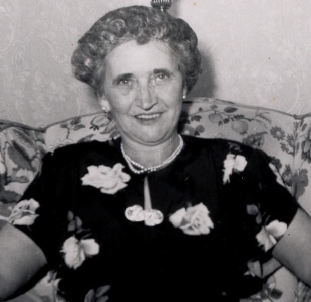 1950's Katherine Larkin
