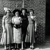 Margaret, Frannie, Unknown and Nora 1