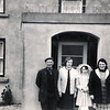 Mick, Mary, Marie Monahan & Bridget Monahan of Sonnagh 1967a