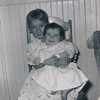 Denise_Pye_and_Karin_1956