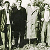 Tommy Monahan, Martin Ward, Martin Monahan, Major Monahan 1