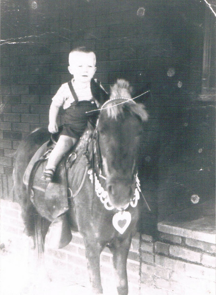 Butch_on_pony_1950