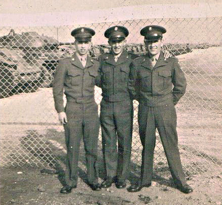 1949 Tommy Maguire Tommy Monahan Frank Hopkins