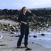 Karin at Salthill 1978b
