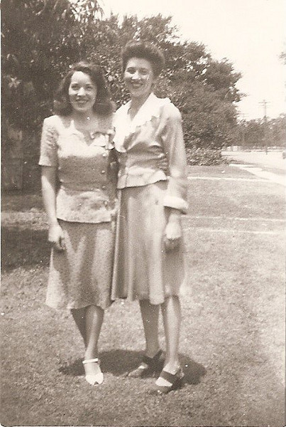 Nora Larkin & Ester Cole