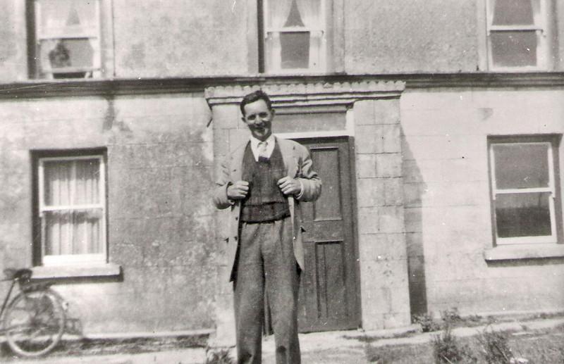 Mick Monahan 1955a