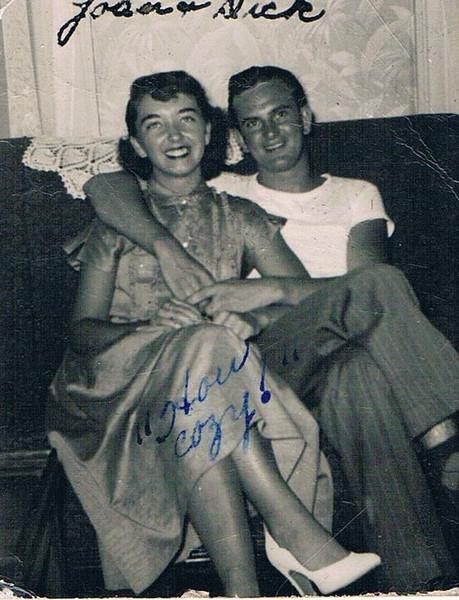 1952 Joan & Dick