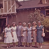 1960's Monahans: Nancy, Nora, Jack, Frannie, Catherine, Margaret & Mary