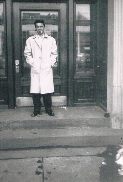 Richard at 1010 Mass Ave Cambridge
