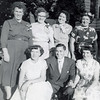 Mary, Frannie, Margaret, Catherine, Nora, Tommy & Nancy