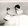 "June 22 1958  Bernard ""Pat"" Loftus and Patricia ""Patsy"" Maguire wedding St. Paul's Cambridge, MA<br /> Karin & Patsy"