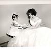 "June 22 1958  Bernard ""Pat"" Loftus and Patricia ""Patsy"" Maguire wedding St. Paul's Cambridge, MA<br /> Karin & Patsy"