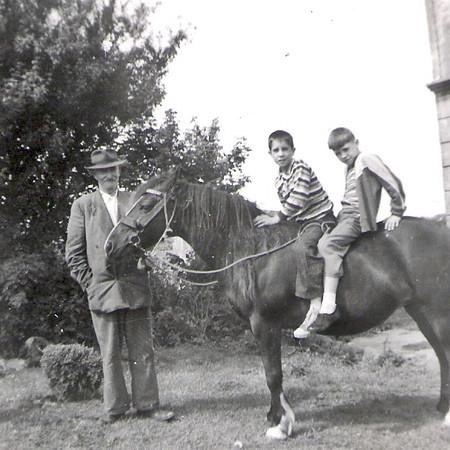 Martin Monahan, Brendan Sullivan, Andrew Boath 1959a