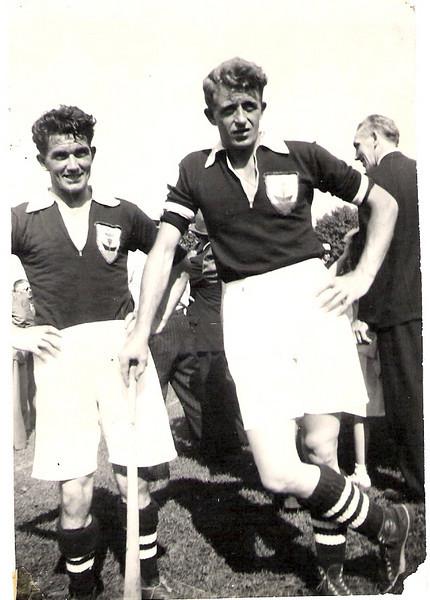 Johnny Forever Monahan & Jim Cahill1947jpg