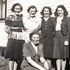Mary, Frances, Margaret, Nora, unknown, Chris Waters1