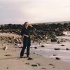 Karin at Salthill 1978