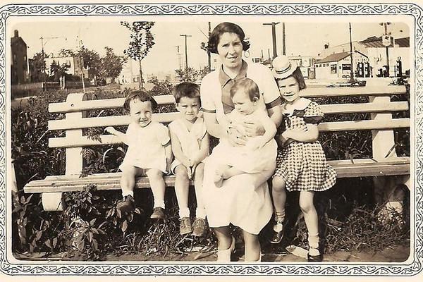Margaret Sullivan & Family