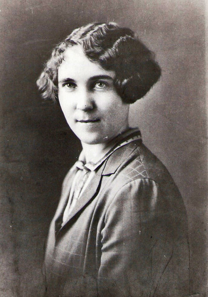 Mary Monahan about 1924a