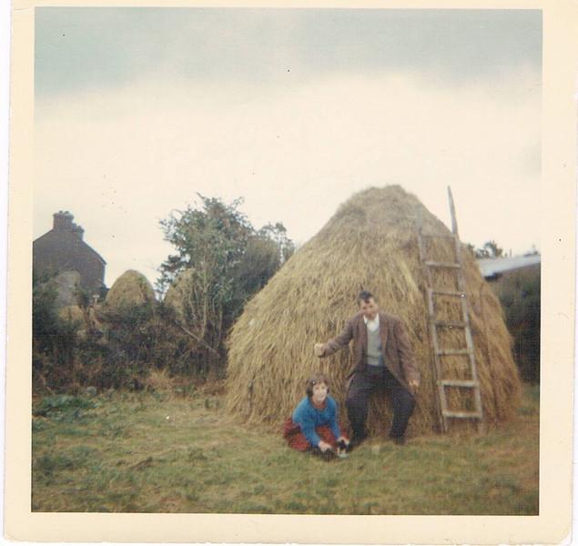 1966 Karin and Mick