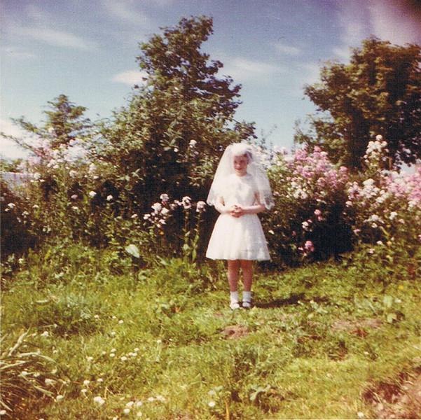 Marie 1st Communion 2