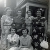 Frannie, Mary, Margaret, Catherine, Nancy & Nora 1
