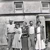 Martin Monahan, not sure, Margaret Sullivan, Mick Monahan & Teresa Murray1959a