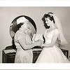 "June 22 1958  Bernard ""Pat"" Loftus and Patricia ""Patsy"" Maguire wedding St. Paul's Cambridge, MA"