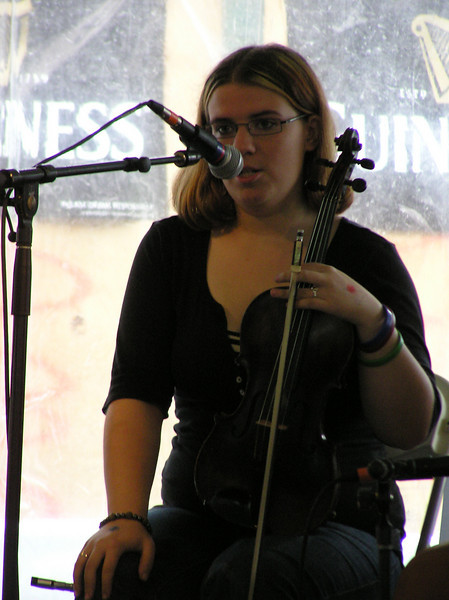 September 2008 Catherine Joyce at ICONS Irish Festival