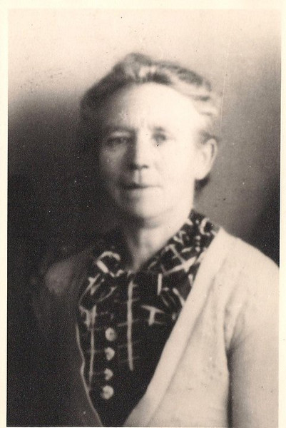 Grandmother Mary Monahan