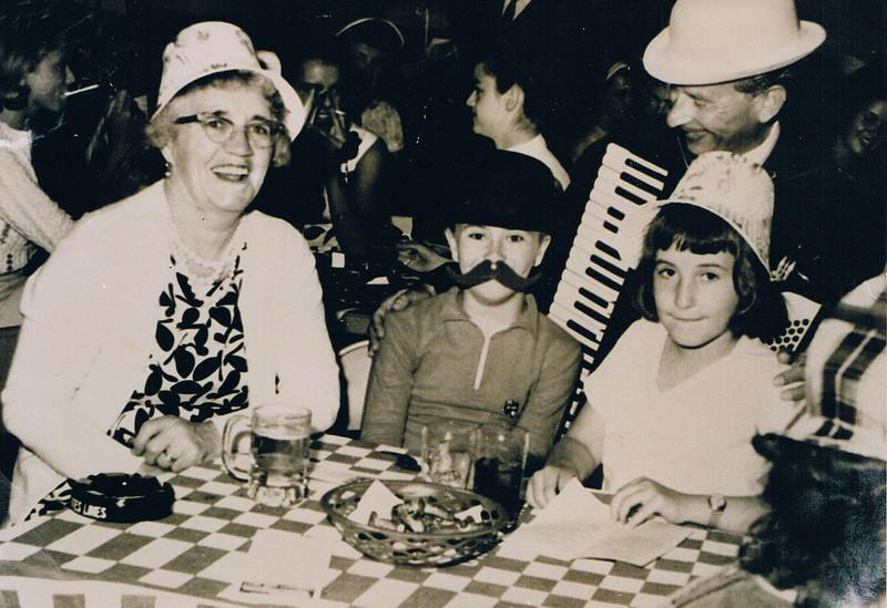 1964 SS America Mom Tom Karin