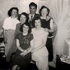 1949 (back) Catherine, Margaret, Jack & Frannie (front) Nancy & Nora