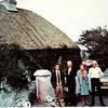 Edmund Roland, Martin Dooley, Fanny and John Joe Roland 1973