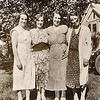 Mary, Frances, Margaret, Catherine 1929a