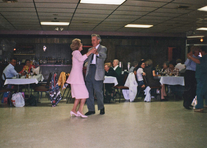 1999 Ed & Nora Dance To Fintan Stanley