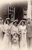 Nora & Ed's Wedding 1945