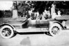Charles Heysinger<br />  driver of touring car - he purchased with his brother